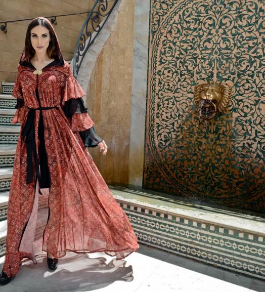 اجمل موديلات جلابيات مغربية