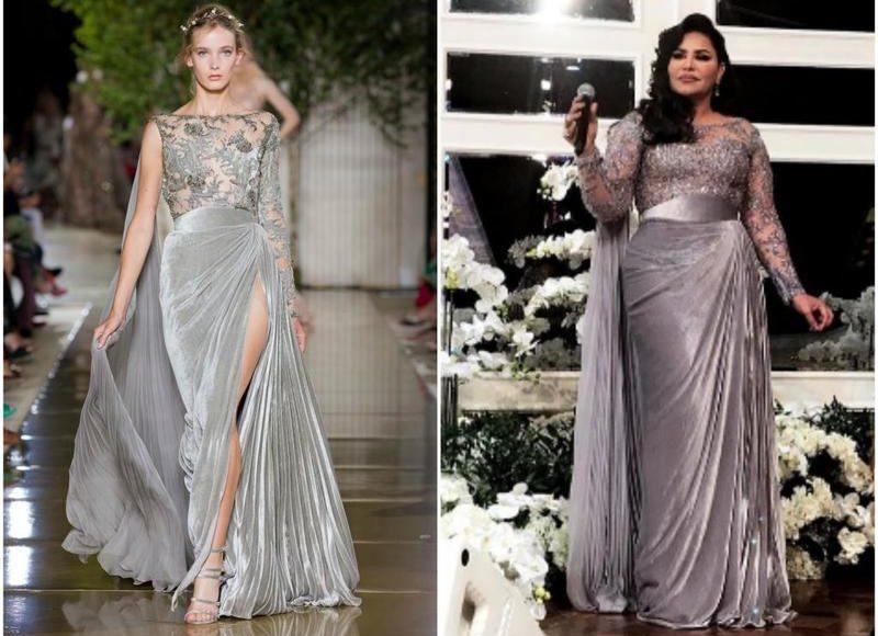 فستان أحلام من مجموعة زير مراد