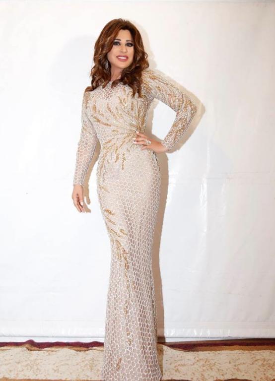 صورة-فستان-نجوى-كرم-باللون-الوردي- (14)