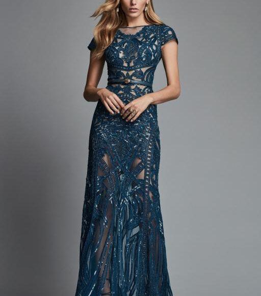 فستان خطوبة انيق