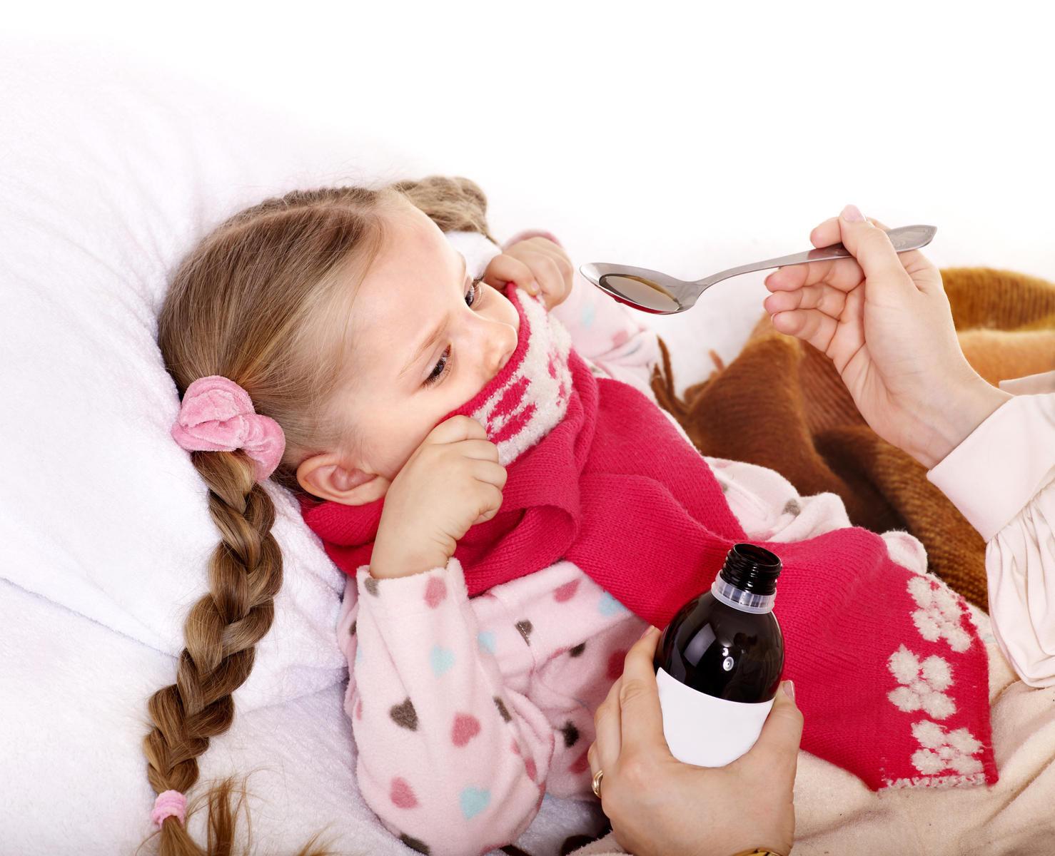 علاج الكحة الجافة والشديدة بالاعشاب عند الاطفال والكبار