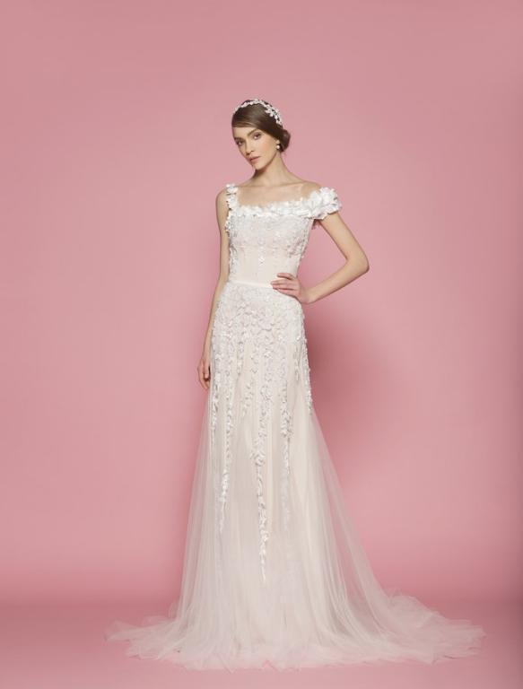 فستان-بالورود
