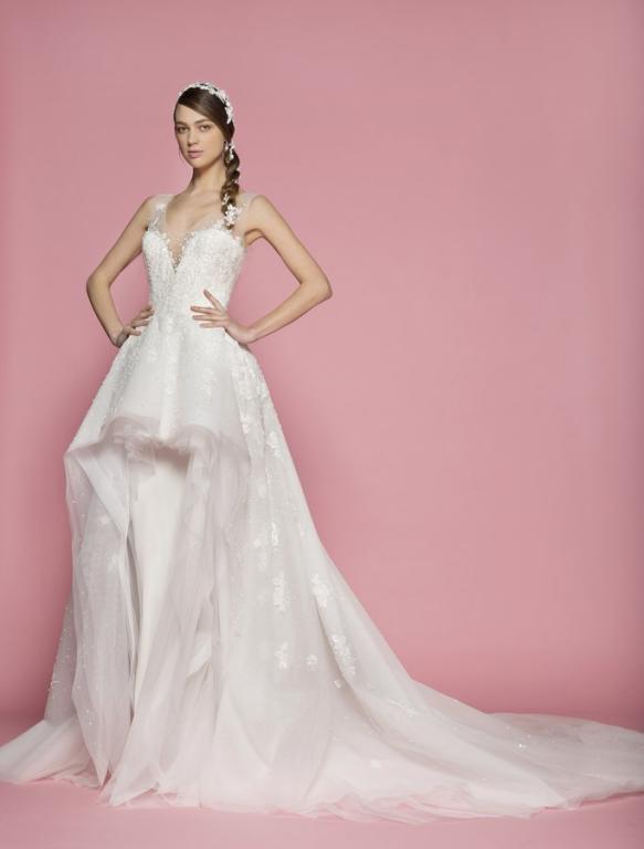 فستان-طبقتين