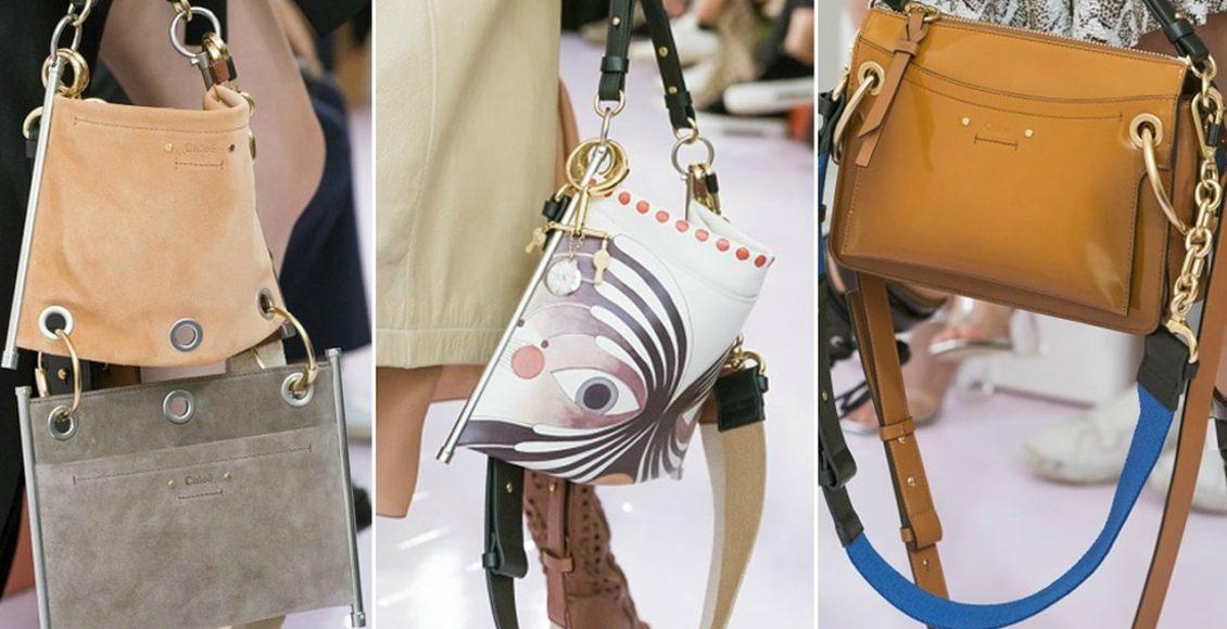 حقائب من تصميم دار كلوي