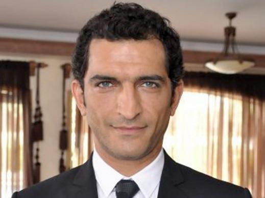 الممثل عمرو واكد