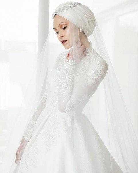 حجاب-اسبانش-مع-الطرحة