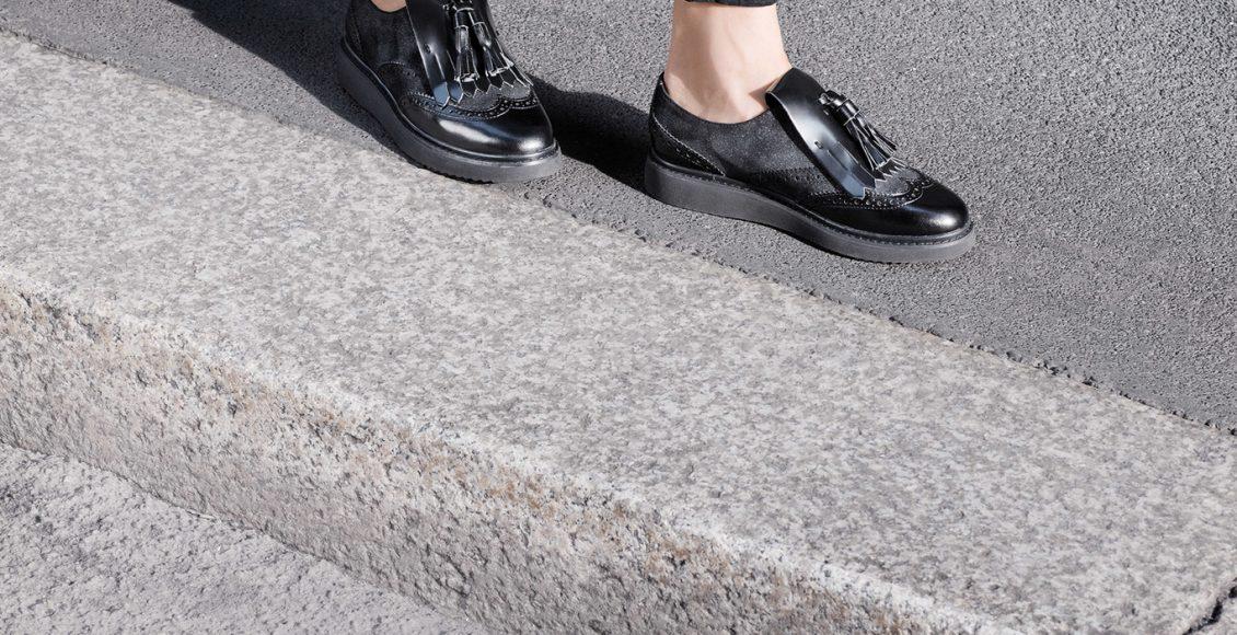 تصميم حذاء جديد