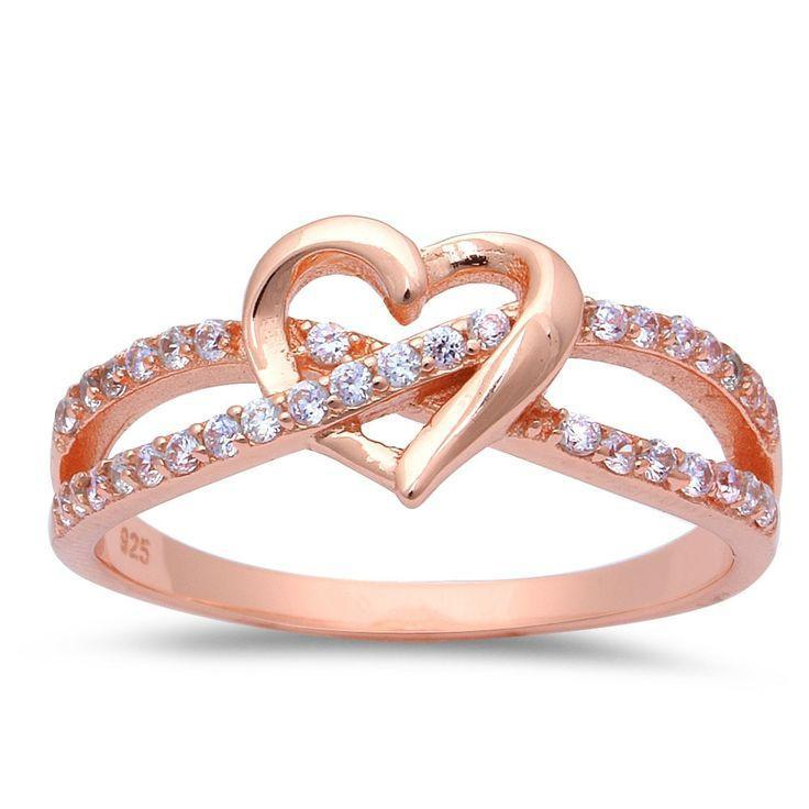 خاتم-زفاف-على-شكل-قلب