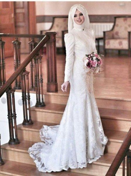 طرحة-زفاف-طويلة
