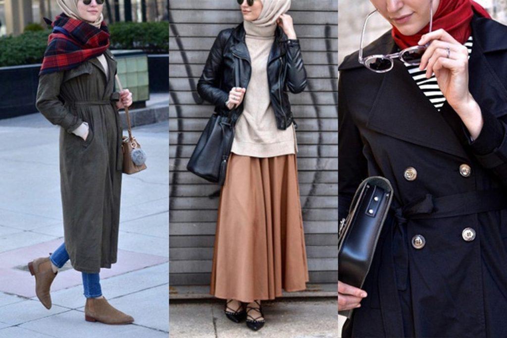 طرق-ارتداء-السكارف