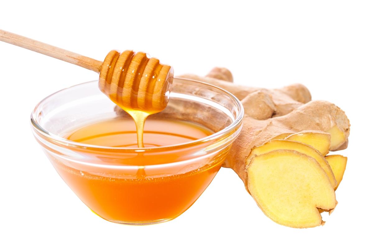 فوائد العسل والزنجبل صباحا علي الريق