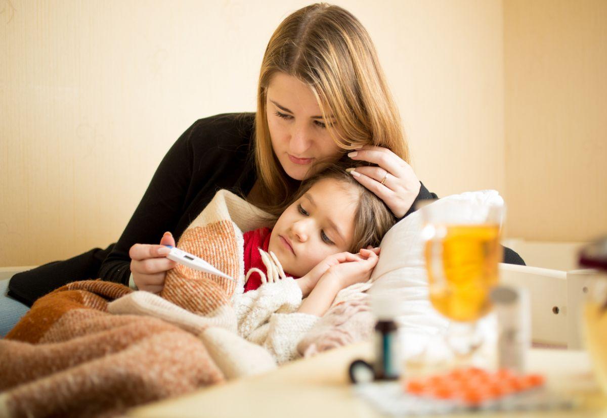 طرق علاج النزلة المعوية للاطفال في المنزل الراقية