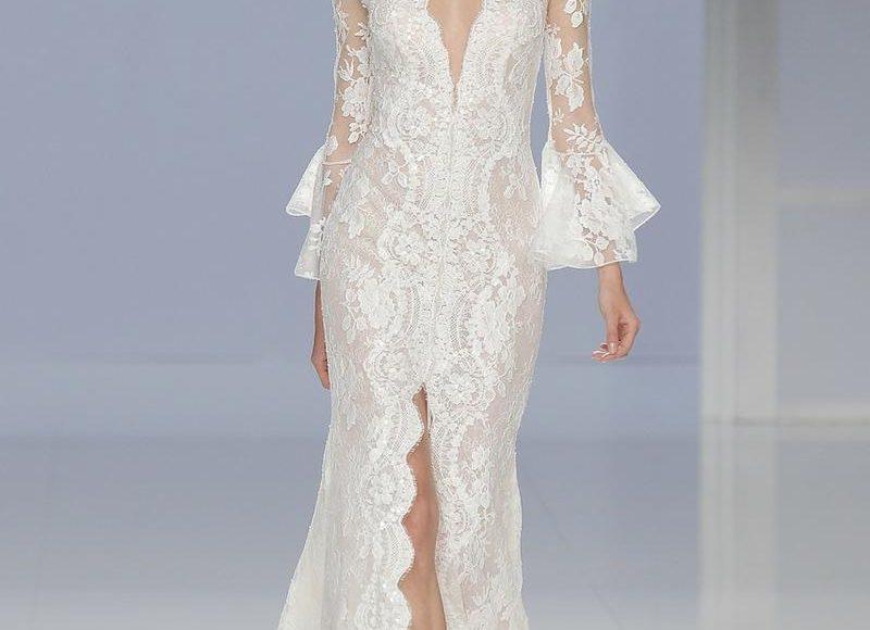 فستان مكشوف