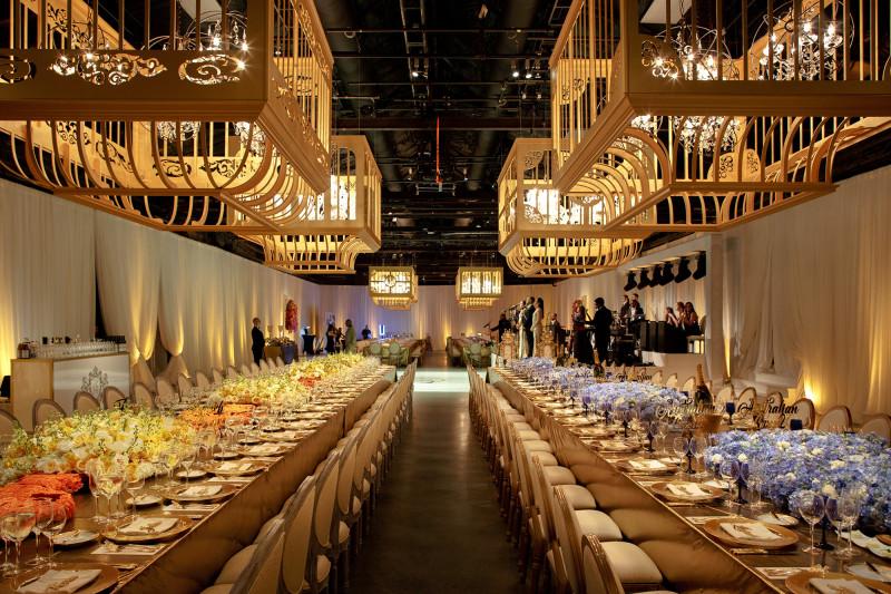 صورة قاعة الزفاف
