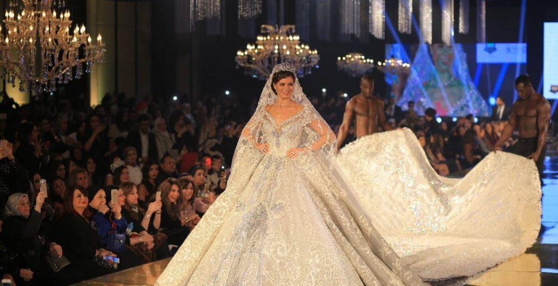أغلى فستان زفاف