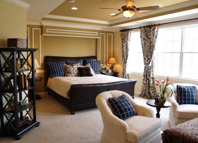 ديكورات جبسية لغرف النوم المودرن