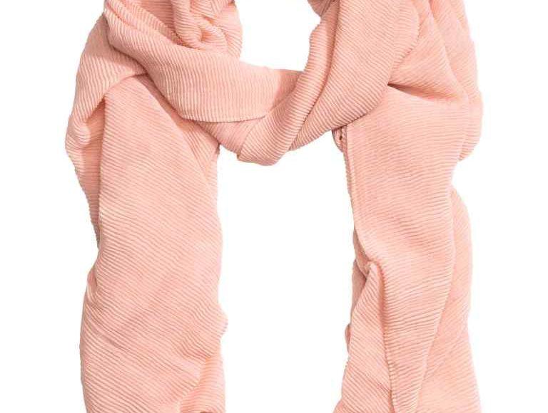 شال زهري اللون