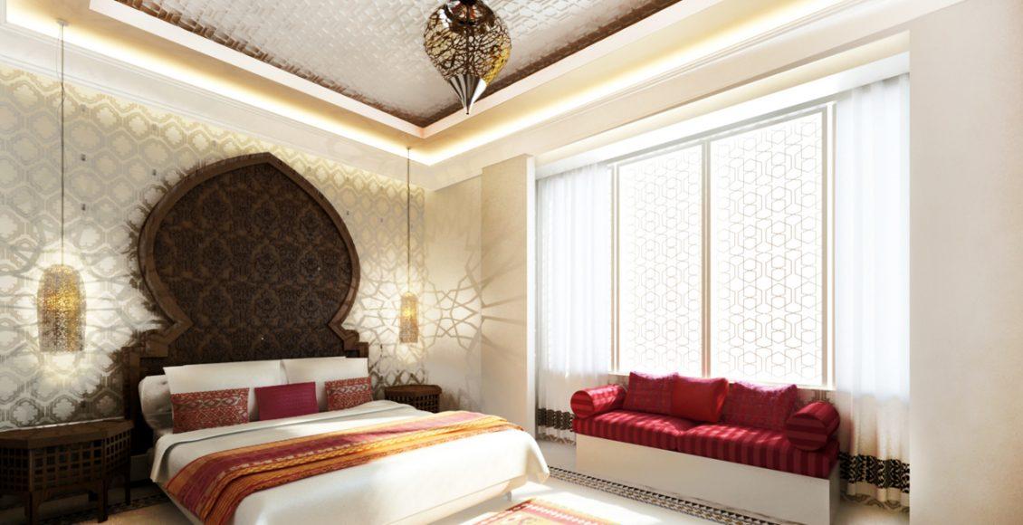 افكار لتصميم ديكور غرف النوم