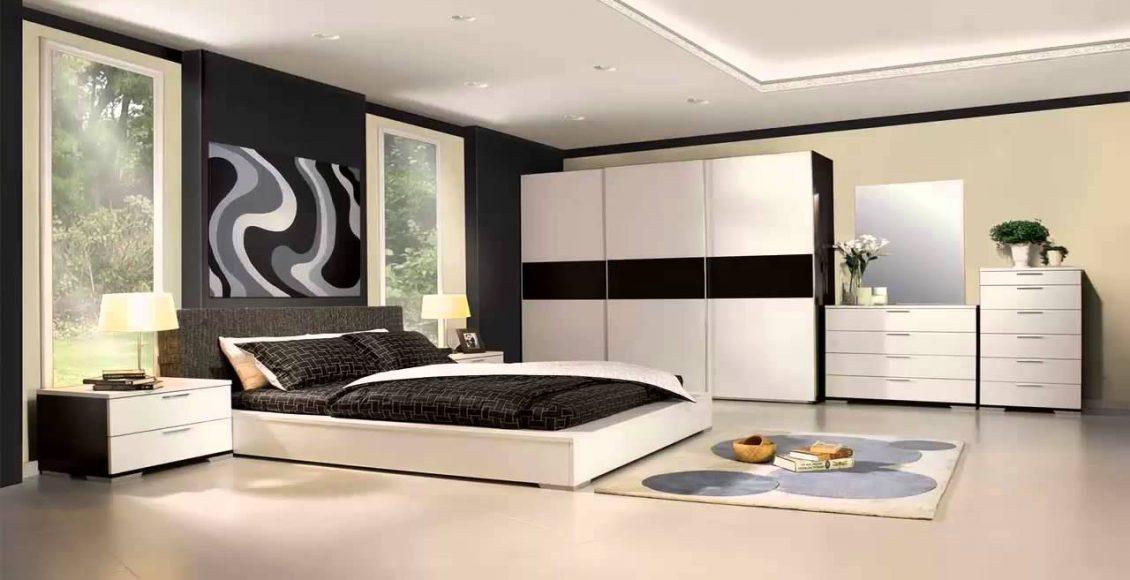 تصميمات غرف النوم المودرن