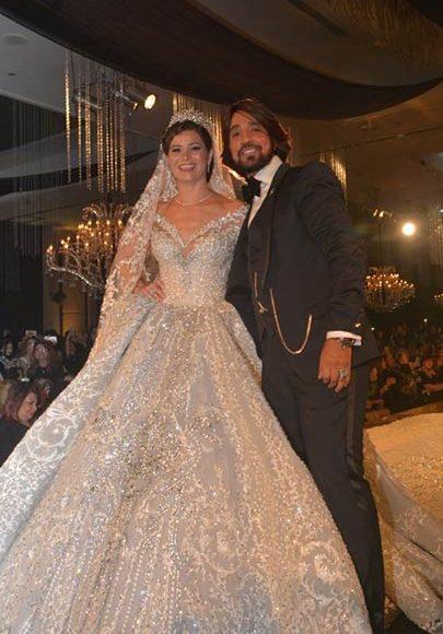 فساتين زفاف هاني البحيري