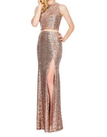فستان-برونزي