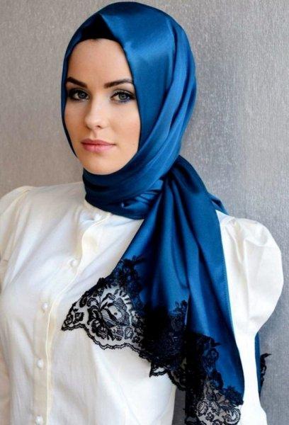 لفة-طرحة-تركية