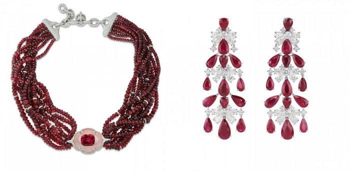 مجوهرات-بالاحجار-الكريمة-الحمراء
