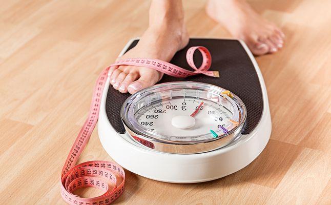 انخفاض الوزن