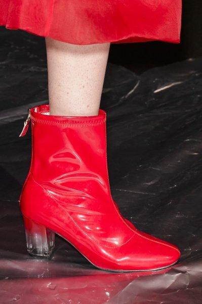 أحذية-الكاحل