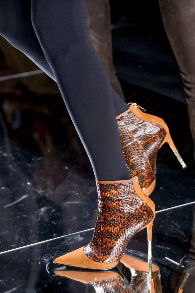 احذية-الكاحل-الجلدية