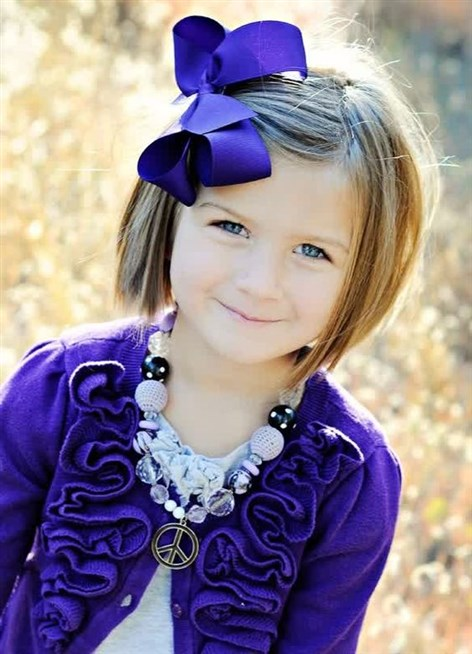 e42cab606 تسريحات شعر اطفال قصير | الراقية