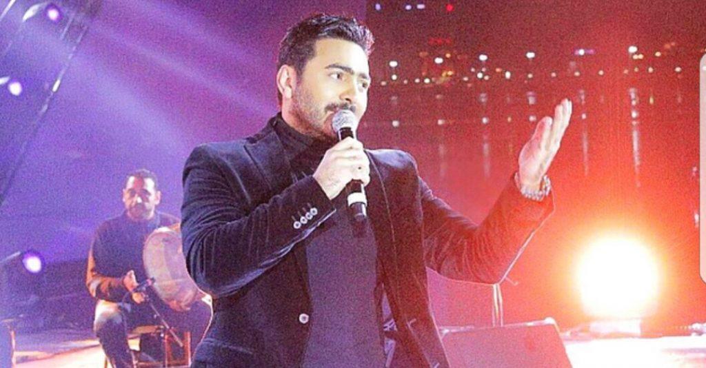 تامر-يغني-للجمهور