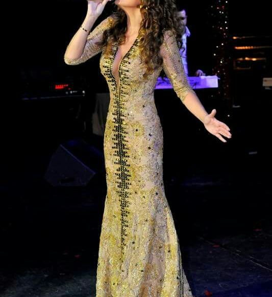 المغنية كارول سماحة