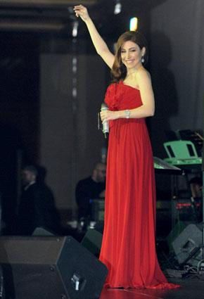 المغنية يارا