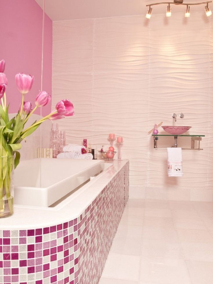 pink-shades-bathroom-color-scheme