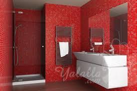 حمامات حمراء