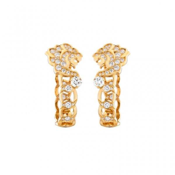 مجوهرات شانيل ذات الطابع الملكي1