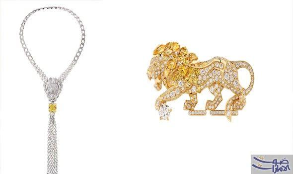 مجوهرات شانيل ذات الطابع الملكي10