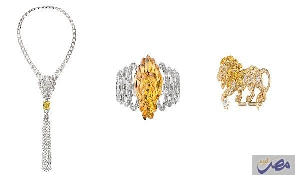 مجوهرات شانيل ذات الطابع الملكي12