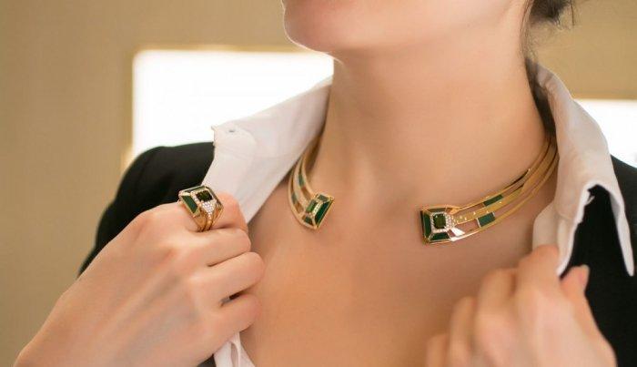 مجوهرات شانيل ذات الطابع الملكي2