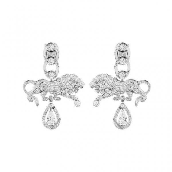 مجوهرات شانيل ذات الطابع الملكي3