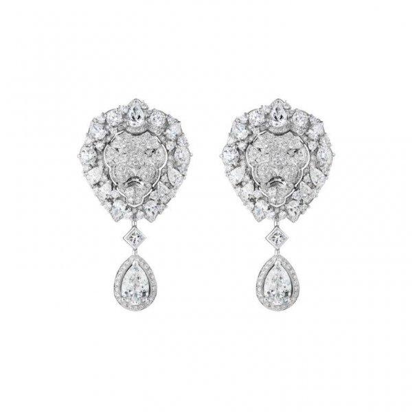 مجوهرات شانيل ذات الطابع الملكي9