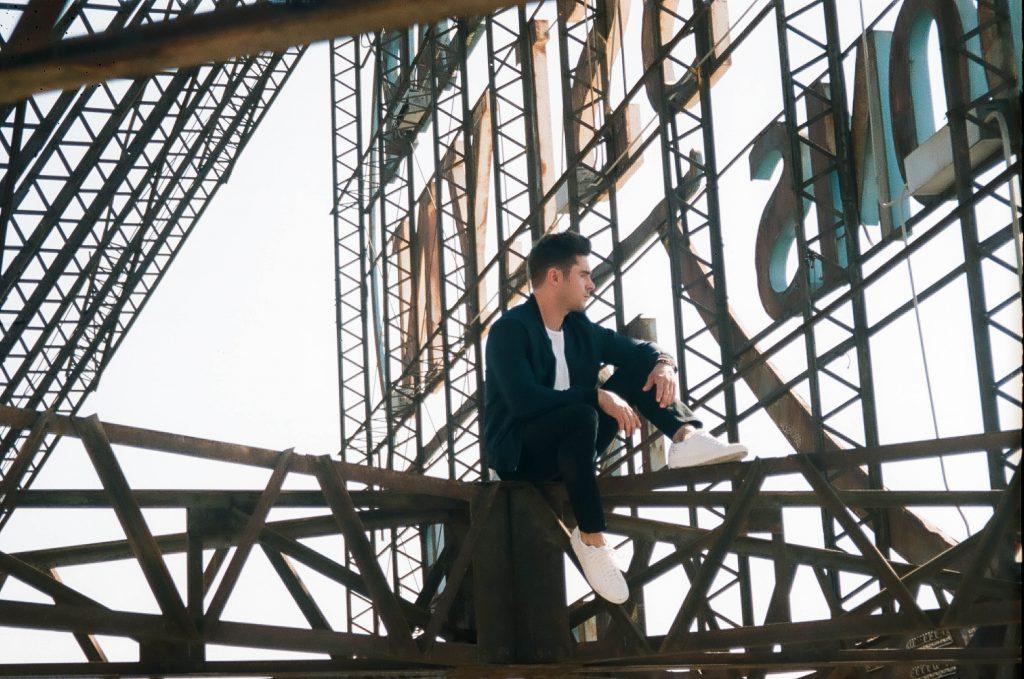 Hugo Hugo Boss - Urban Journey - BTS1