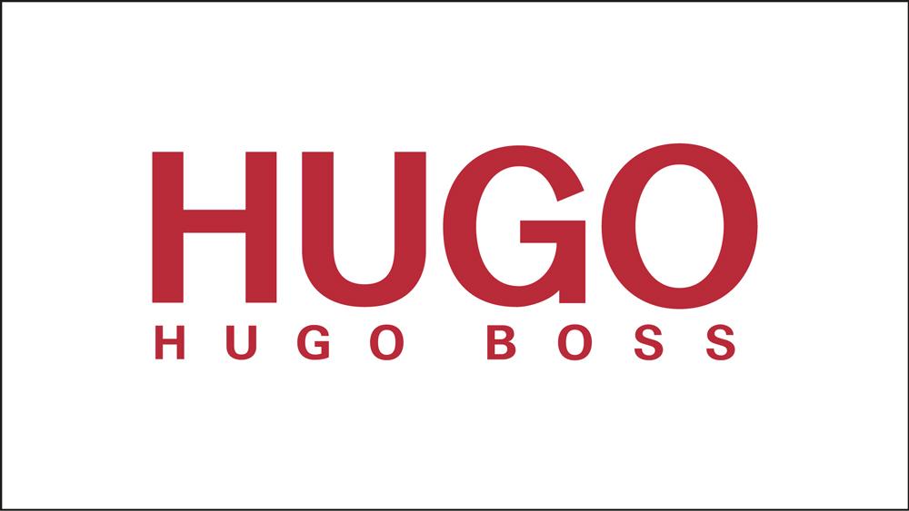 Hugo Hugo Boss - Urban Journey - logo red white