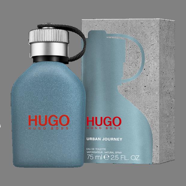 Hugo Hugo Boss - Urban Journey with packaging - 125ML - AED335