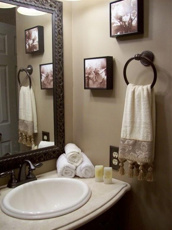 افكار ديكورات حمامات ضيوف