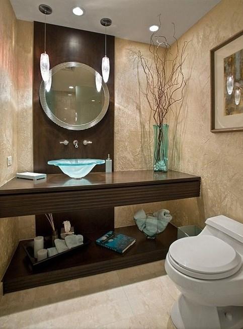افكار ديكورات حمامات ضيوف3