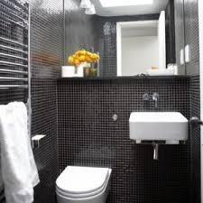ديكورات حمامات باللون الاسود4