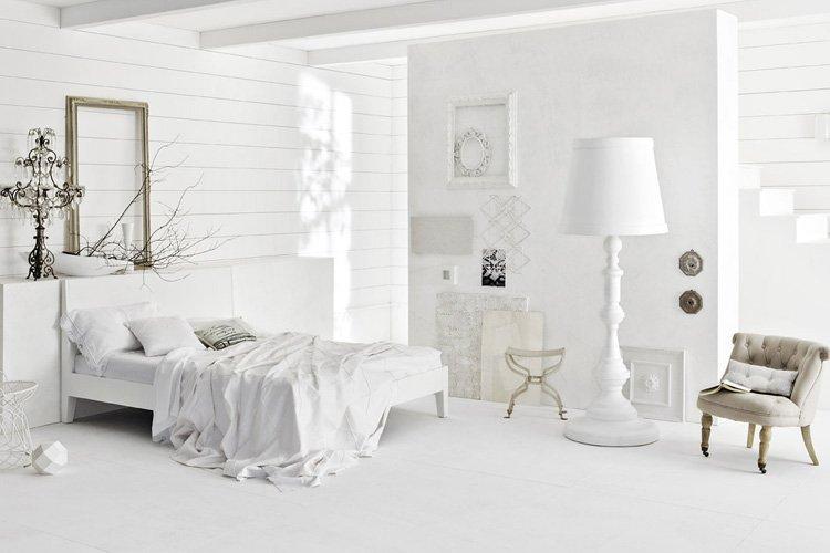 ديكورات بيضاء للمنازل