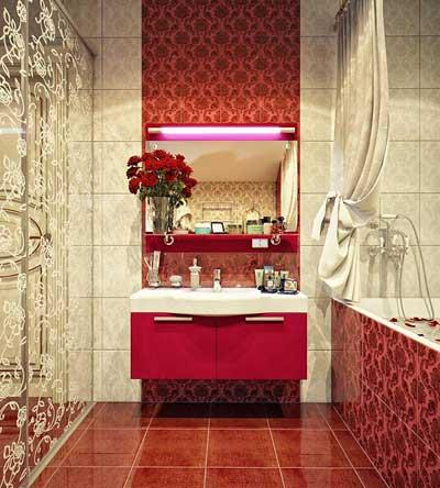 ديكورات حمامات تركية